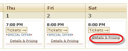 Kennedy Center's Magnificent Ticket-Ordering Interface