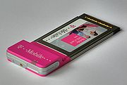 A T-Mobile Broadband Card (Wikipedia)