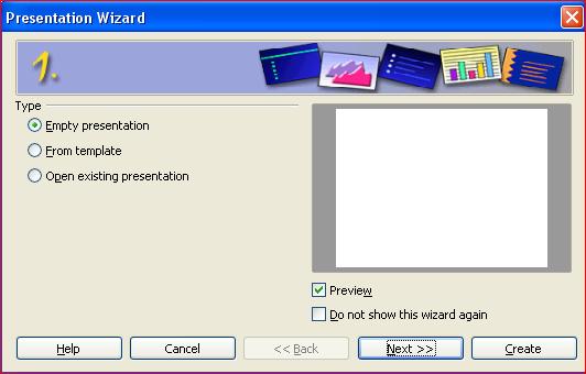 Technical Communication Center OpenOffice Impress