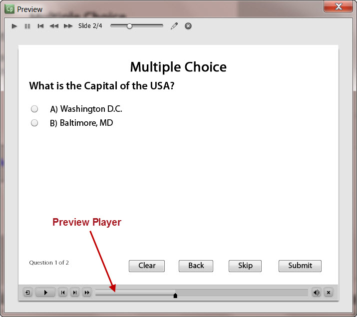 Adobe Captivate 5 MULTIPLE=