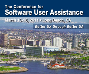 WritersUA_Long_Beach User Assistance Conference, Technical Writing, Technical Communication