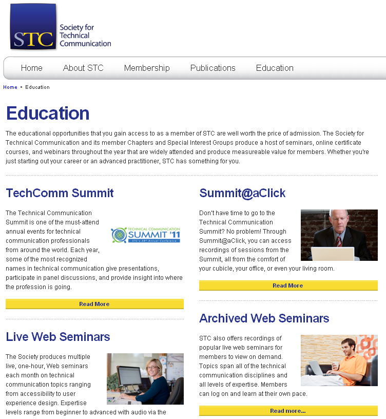 STC Education