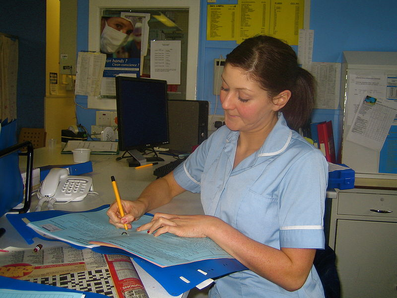 A great New Career for Nurses - Medical Writing and Illustration