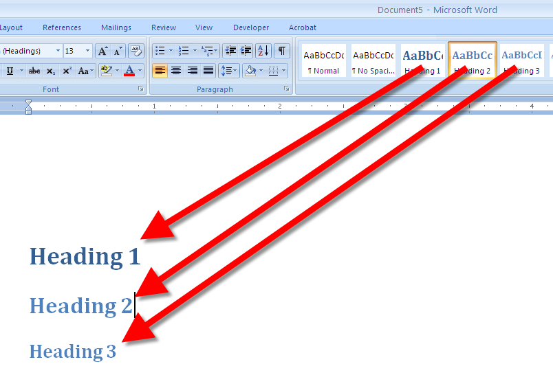 MS Word 2007 2010 SPECIAL TEMPLATE Normal