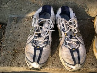 Jogging Shoes 2 -- Run for Fun, Health & WRITING