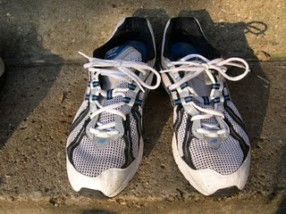 Jogging Shoes 3 -- Run for Fun, Health & WRITING