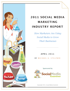 2011 Social Media Marketing Report