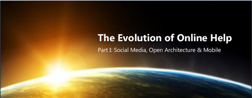 "WebWorks White Paper: ""The Evolution of Online Help"""
