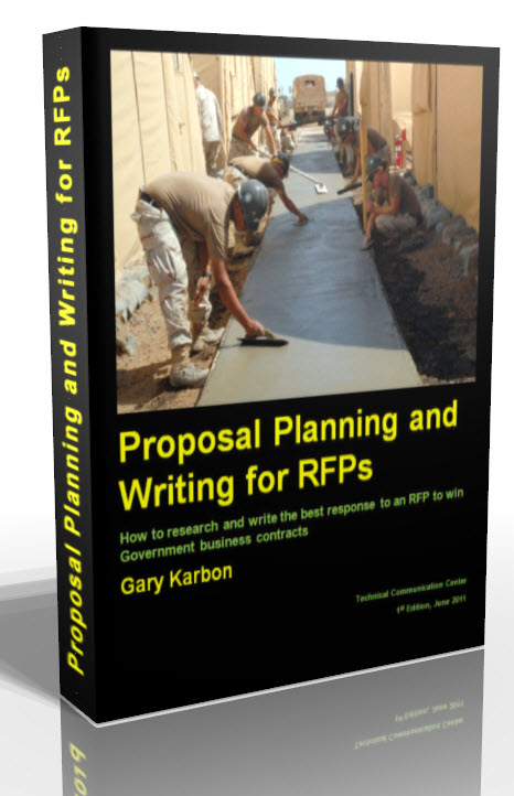 Proposal Planning and Writing for an RFP