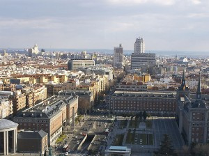 Plaza de Moncloa, Madrid, Spain byw:es:Usuario:Barcex