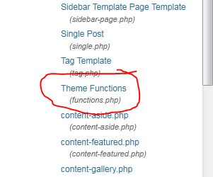 ThemeFunctions