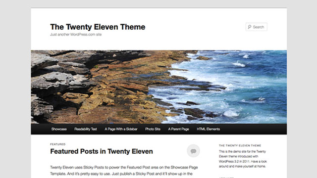 How to Add New Random Rotating Header Images to a WordPress Twenty Eleven Blog Theme