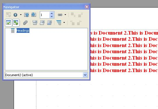 OO MasterDocument Dialog Box  5