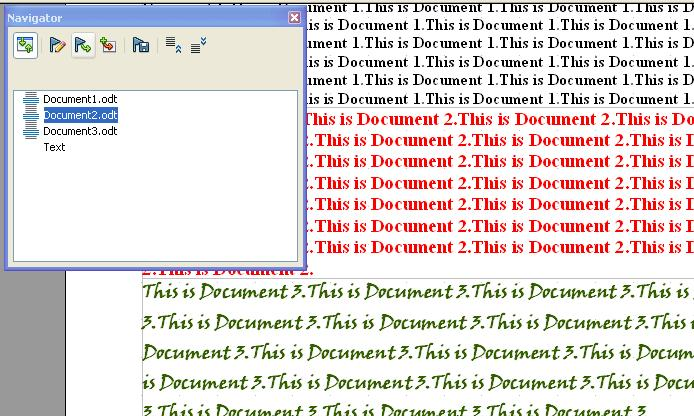 OO MasterDocument Dialog Box  7