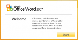 MS Office Word 2003-2007 emulator