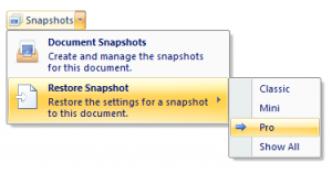 SMARTDOCS feature-document-snapshots-full