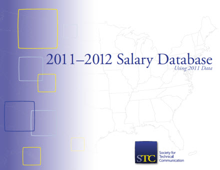 STC 2011-2012 Salary Database — Good News for Technical Writers in USA