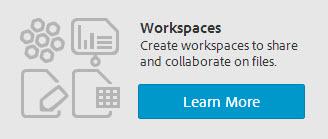 Acrobat Tool 3 Workspaces