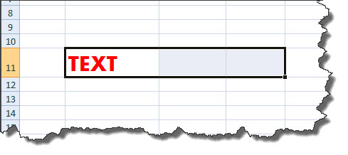 MS Excel Merge and Left or Right Justify 2