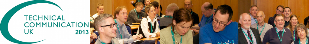 Technical Communication Conference in UK on September 24