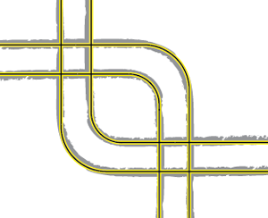 How to Draw Criss-Cross Circuit Wires with Adobe Illustrator 2