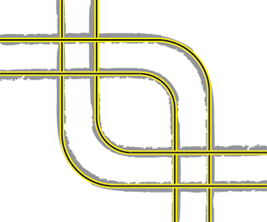 How to Draw Criss-Cross Circuit Wires with Adobe Illustrator 4