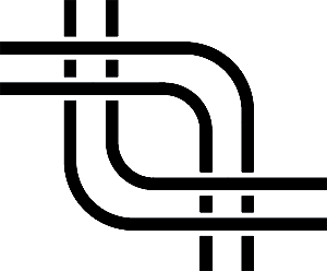 How to Draw Criss-Cross Circuit Wires with Adobe Illustrator 6
