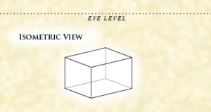How to draw isometric and other perspectives in technical illustrations