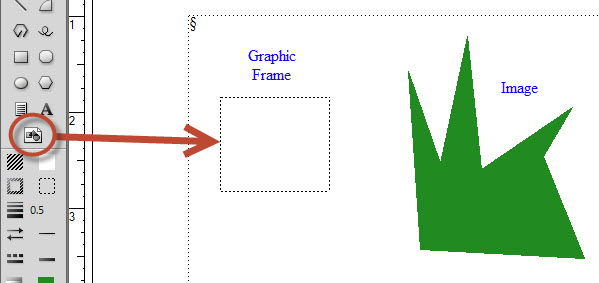 How to Mask Images in Adobe FrameMaker with Graphic Frames