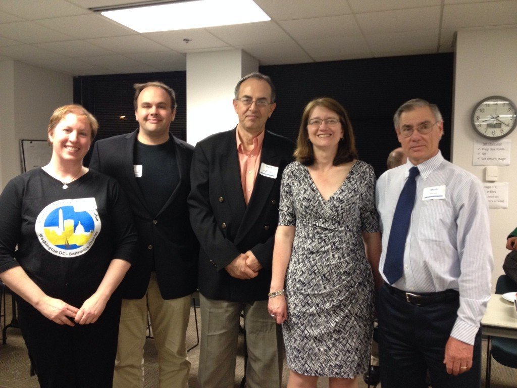 "STC WDCB Hosts STC President Nicky Bleiel for ""Responsive Design"" Presentation"