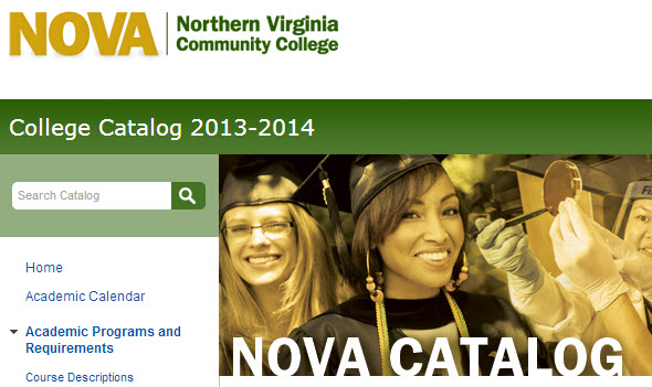 Technical Communication Certificate Program at NOVA, Northern Virginia