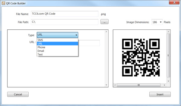 How to Generate a QR Code with FrameMaker 12