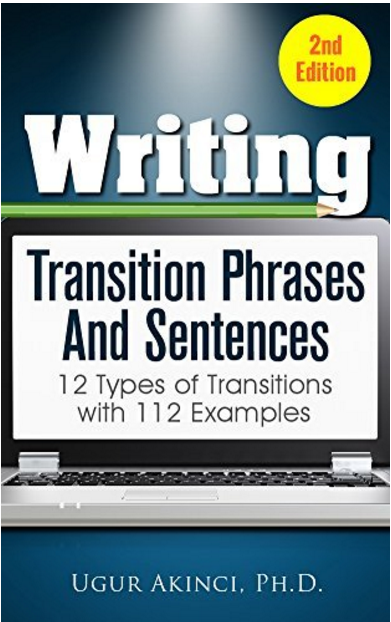 FREE PREVIEW – 12 Transition Phrases and Sentences in Technical and Business Writing