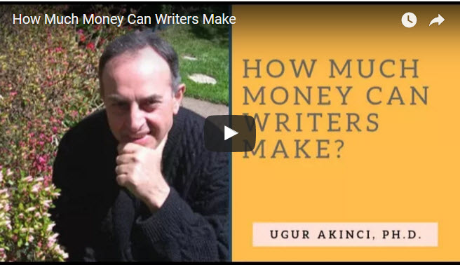 How Much Money Can Writers Make?
